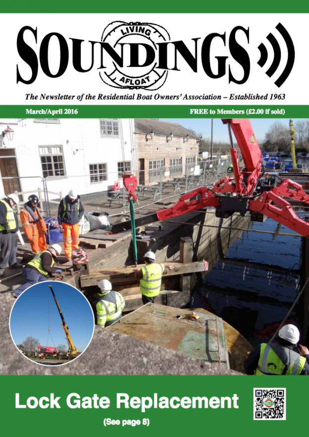 soundings march 2016 cover