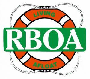 RBOA Living Afloat logo
