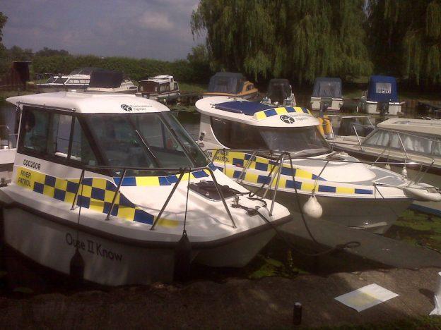 EA General Patrol vessels